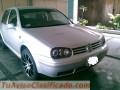 VW GOLF IV 2.0 - 2002 AUTOMATICO
