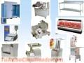 Equipos y Maquinarias para panaderia
