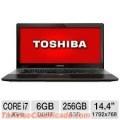 Portatil Toshiba Satellite C45-A/SP4307FL: Procesador Intel Celeron 1037U, Memoria RAM 4gb