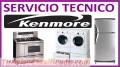 SERVICIO TECNICO REFRIGERADORAS KENMORE  2888816