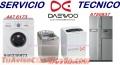 SERVICIO TECNICO DAEWOO DE REFRIGERADORAS 6750837