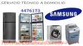 SERVICIO TECNICO SAMSUNG LAVADORAS 4476173