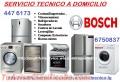 SERVICIO TECNICO BOSCH REFRIGERADORAS 6750837 A DOMICILIO