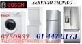 SERVICIO TECNICO BOSCH LAVADORA REFRIGERADORA 4476173