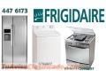 Servicio tecnico frigidaire lavadora secadora