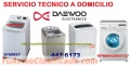 SERVICIO TECNICO DAEWOO LAVADORA SECADORA 4476173