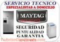 Servicio tecnico lavadoras maytag 6750837