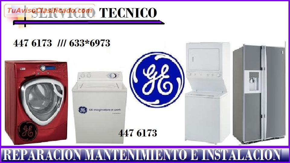Servicio Tecnico Lavadoras General Electric 6750837