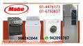 Servicio tecnico centro de lavado mabe 6750837