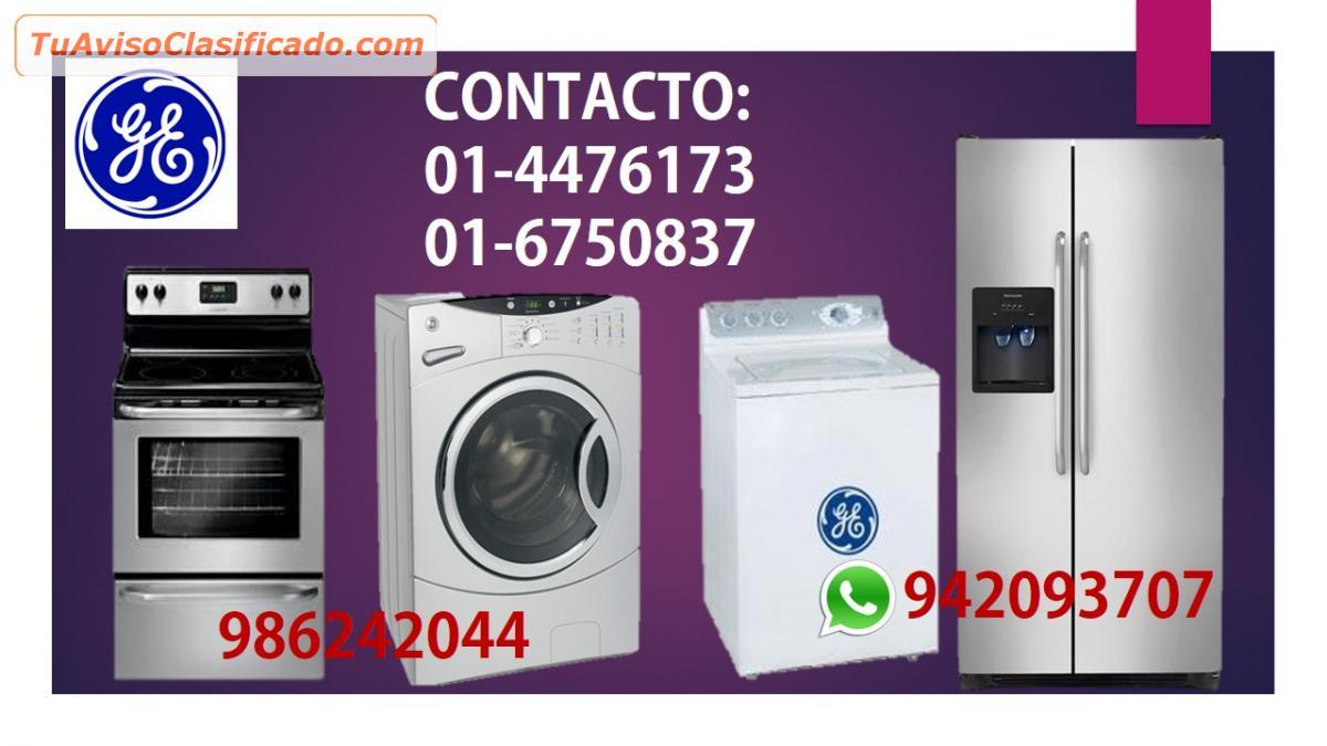 Servicio Tecnico Secadoras General Electric 6750837