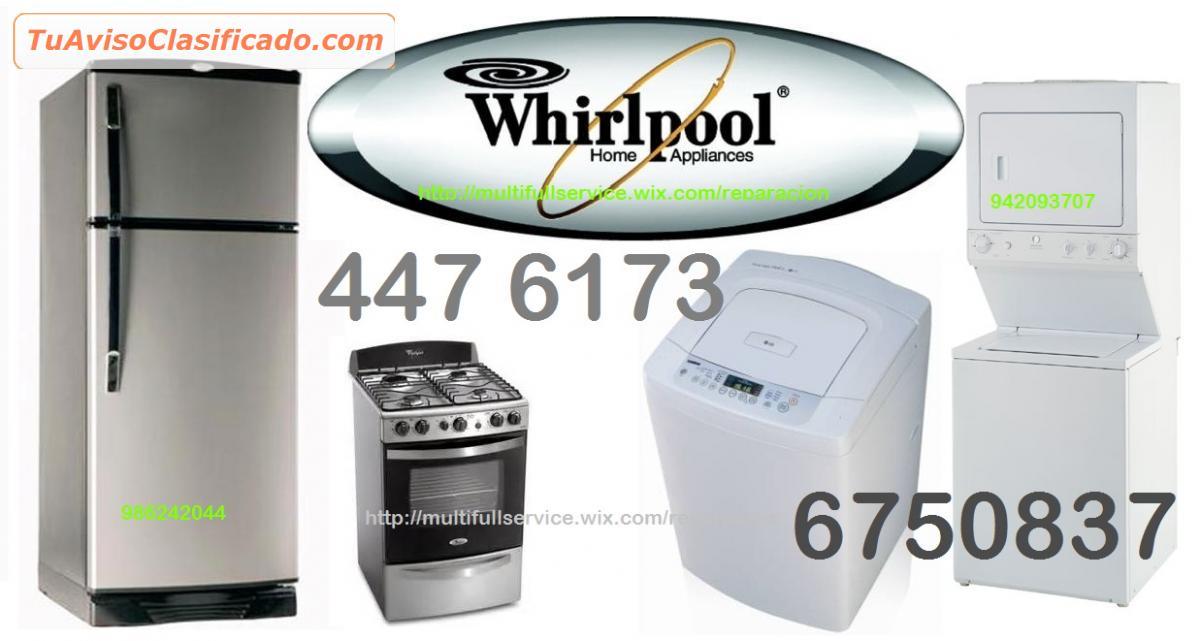 Servicio t cnico de centro de lavados whirlpool 6750837 for Servicio tecnico whirlpool