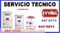 Servicio tecnico terma yvisa 6750837