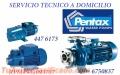 REPARACION BOMBA DE AGUA PENTAX 6750837