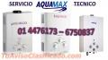 REPARACION TERMA AQUAMAXX 6750837