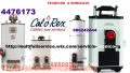 REPARACION TERMA CALOREX 6750837