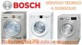 SERVICIO TECNICO LAVADORAS  BOSCH 6750837