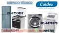 SERVICIO TECNICO LAVADORAS COLDEX 6750837