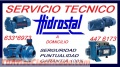 REPARACION DE BOMBA DE AGUA HIDROSTAL 016750837 / 986242044