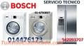 REPARACION DE LAVADORA SECADORA BOSCH 014476173
