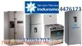 SERVICIO TECNICO COCINA REFRIGERADORA INDURAMA 014476173 - 986242044