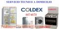SERVICIO TECNICO COLDEX REFRIGERADORAS EN LIMA 4476173