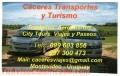 Traslados, City Tours, Viajes y Paseos.