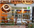 Café la Vaca Rica en Cóbano