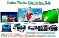 Mantenimiento y Reparación de televisores plasmas, LCD, LED, microondas, minicomponentes,