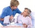 Asistencia profesional de cuidado al Adulto Mayor