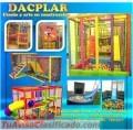 Proveedores de juegos infantiles en Bolivia p/ salones de fiestas guarderias y mas