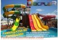 Parques - juegos infantiles en BOLIVIA fabricantes