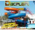 DACPLAR empresa fabricante de juegos y parques infantiles