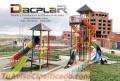 Construcción de parques acuáticos infantiles en Bolivia