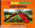 PARQUES INFANTILES Y JUEGOS ACUÁTICOS CONSTRUCTORES EN BOLIVIA