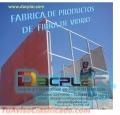 Fabricantes de laminas de fibra de vidrio para mimetizar antenas