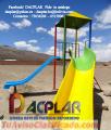 FABRICA DACPLAR  PROVEEDOR DE JUEGOS INFANTILES EN BOLIVIA