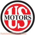 MOTOR 5 HP TRIFASICO 1800 RPM US MOTORS NUEVO