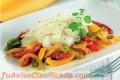 Colaiones caseras platos praparados eventos banquetes