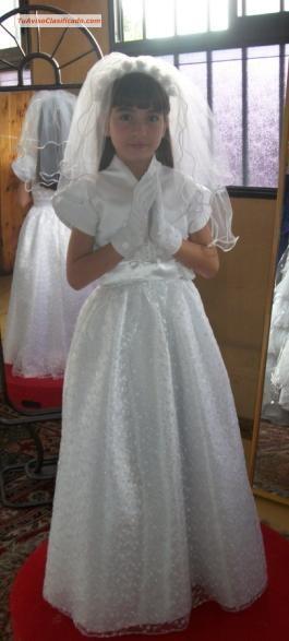 Vestidos de primera comunion san jose