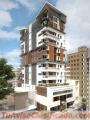 Edificio de 27 apartamentos de una habitación en Piantini