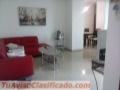 Apartamento amueblado de dos habitaciones en La Esperilla