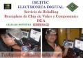 Servicio de Reparacion de Laptop (Servicio de Reballing Profesional)