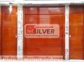 Puertas levadizas seccionales cercos eléctricos SILVER 944437627
