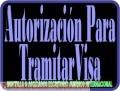 Autorización Judicial para Tramitar Visa de menor