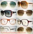 Compro lentes antiguos vintage geeks, sol rayban