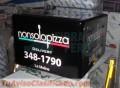 Cajas delivery para reparto de productos en moto y/o bicicleta