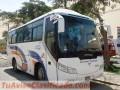 Alquiler de Buses Minibuses Coaster Sprinter Vans
