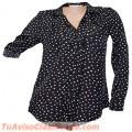 Excelente calidad y precio en blusas moda  AMERICANA