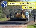 VENTA DE ASFALTO RC-250 PARA PAVIMENTACION DE PISTAS