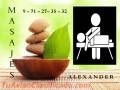 Masajes Relajantes Terapeuticos  Para Caballeros